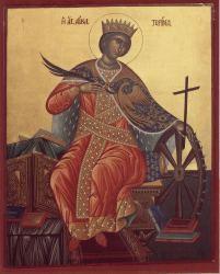 Sf. M. Mc. Ecaterina